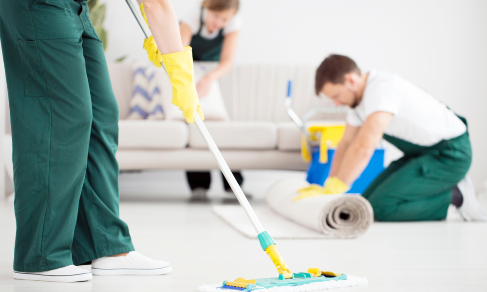 cleaning services in orlando fl