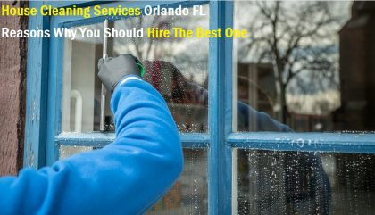 house cleaning services Orlando FL